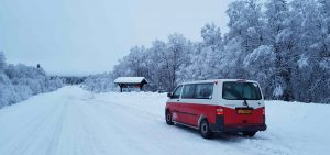 4000 km probleemloos door Zweden, december 2019